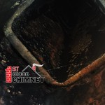 Performing Chimney Inspection