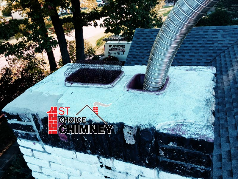 Chimney Lining Stainless Steel Or Thermocrete